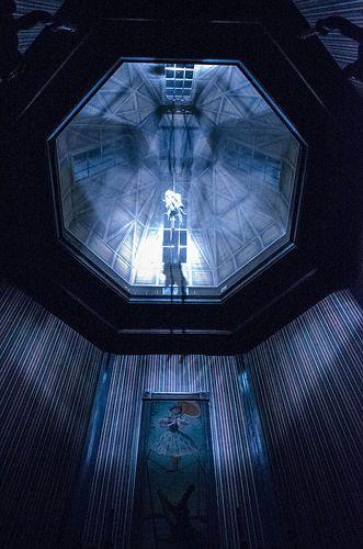 Image result for haunted mansion disneyland hanging