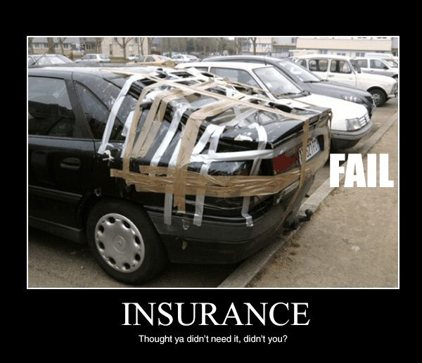 Thought You Didn T Need Insurance Car Repair Diy Auto Repair