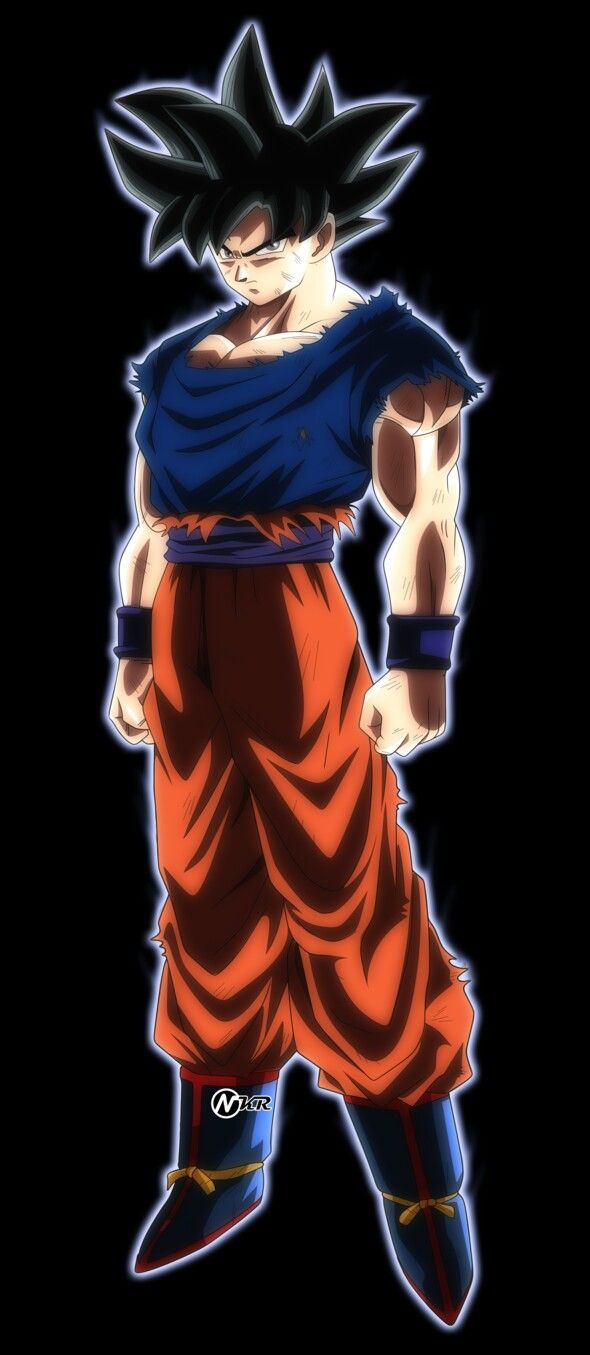Goku Ultra Instinto. | My Favorite | Pinterest | Goku ...