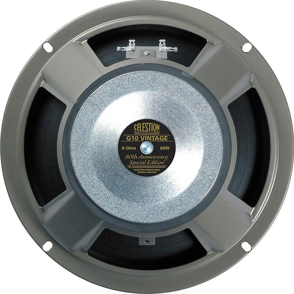G10 Vintage 60w 10 Guitar Speaker 16 Ohm Speaker Guitar Cabinet Guitar