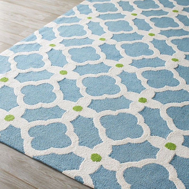 Lily Lattice Rug Rug Comfort Grip Playroom Rug Rugs