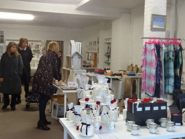 Our new pop up shop in Marlow allows us to expose our core group's creations to a larger audience and gives other craftspeople an opportunity to trade in a High Street shop. http://www.bucksfreepress.co.uk/marlow/14250578.Successful_craft_pop_up_shop_returns_to_town/