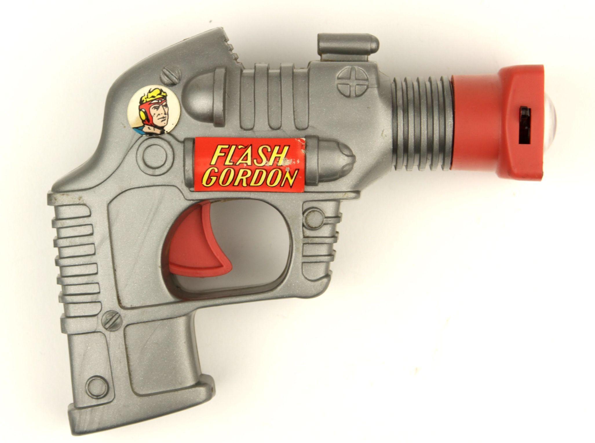 Flash Gordon toy ray gun