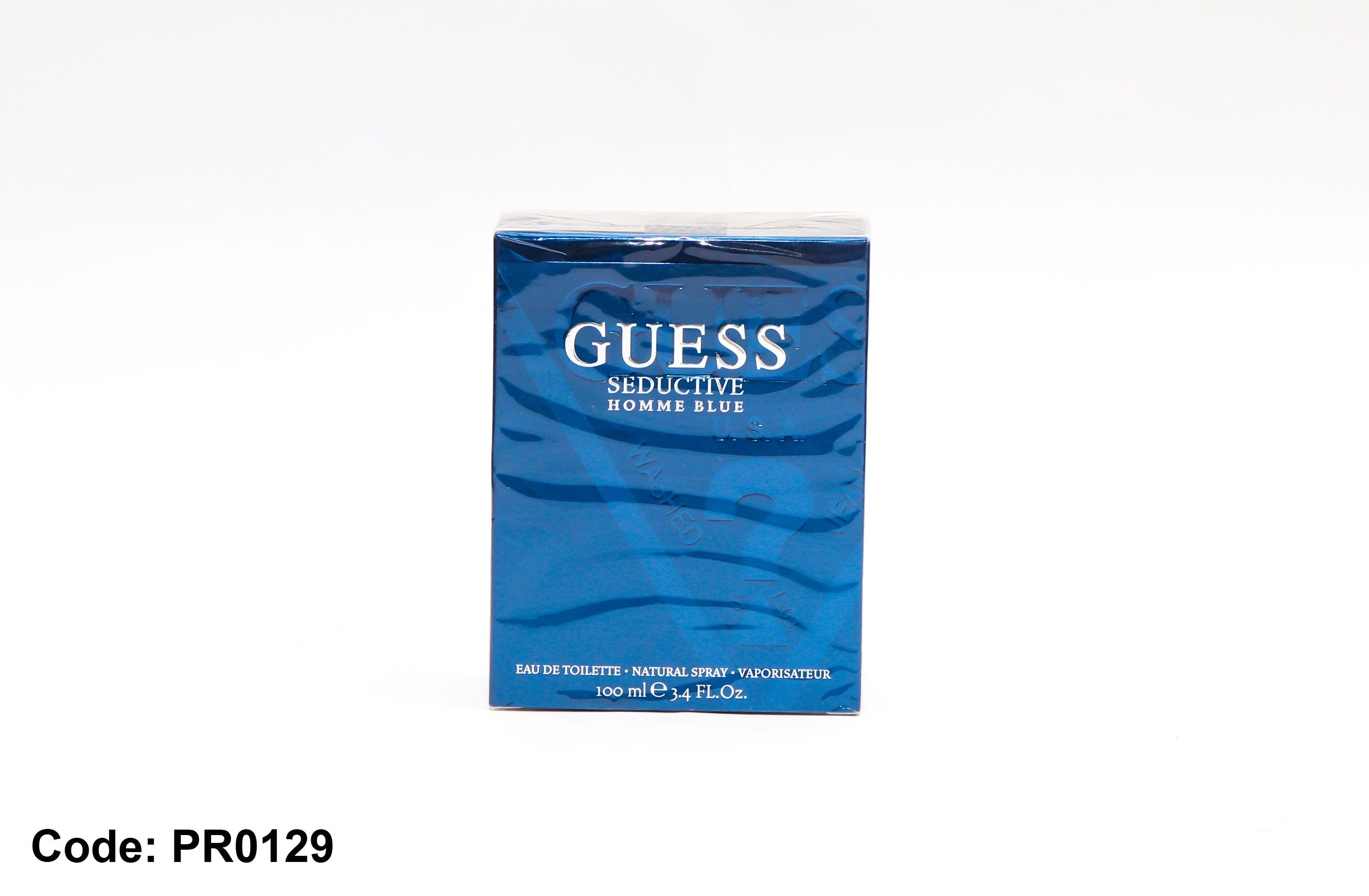 Original Guess Seductive Homme Blue For Men Guess Seductive Seduction Blue Man