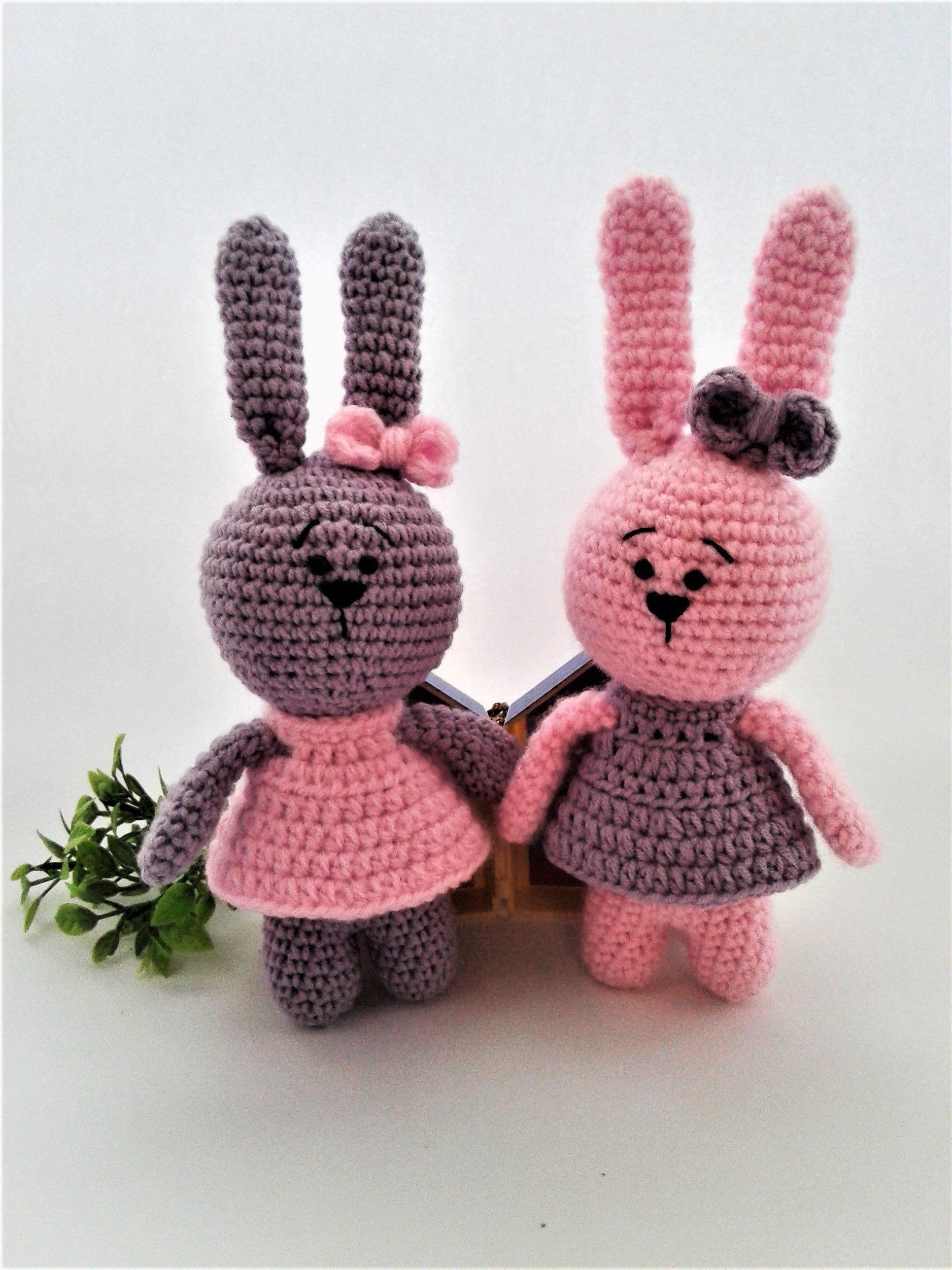 Free Amigurumi Bunny Crochet Patterns   Easter crochet patterns ...   2576x1932