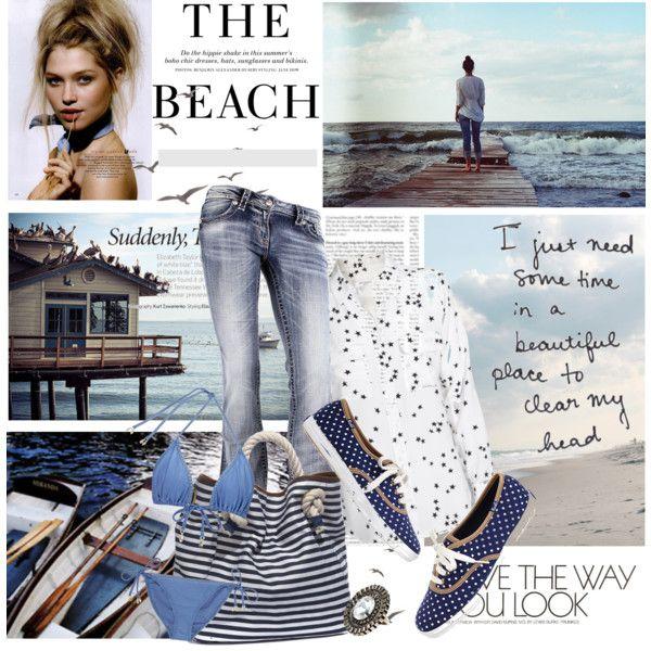 The beach- take me there