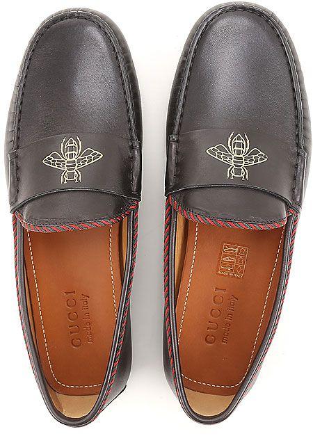 b7920ec13 Sapatos para Homem Gucci, Detalhe do Modelo: 497117-btr00-1124 ...