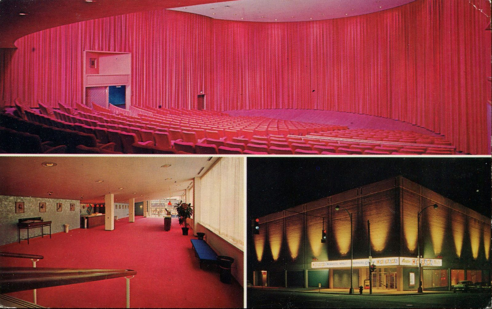 Martin Cinerama Theater, Seattle, Washington | Spectre
