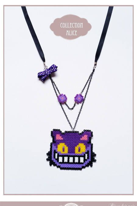 collier chat cheshire