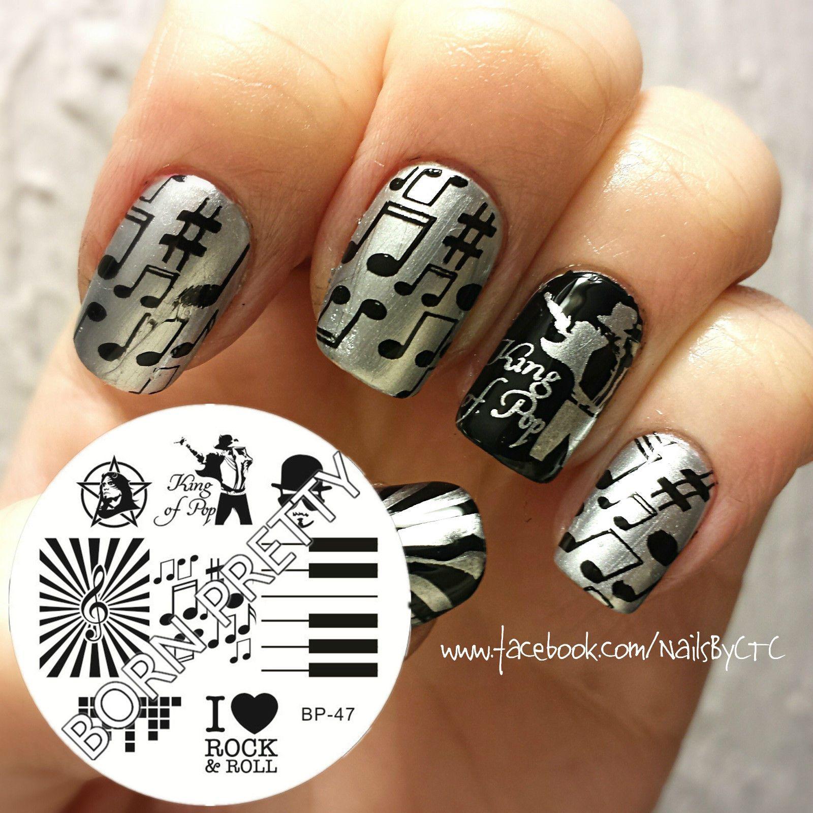 Nail Art Stamping Sets Ebay Health Beauty Products