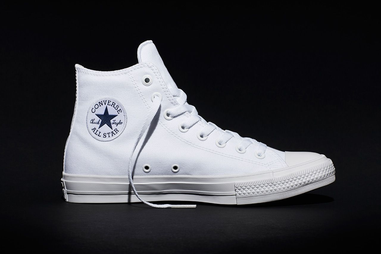 Converse Unveils the Chuck Taylor II. Here's What It Looks