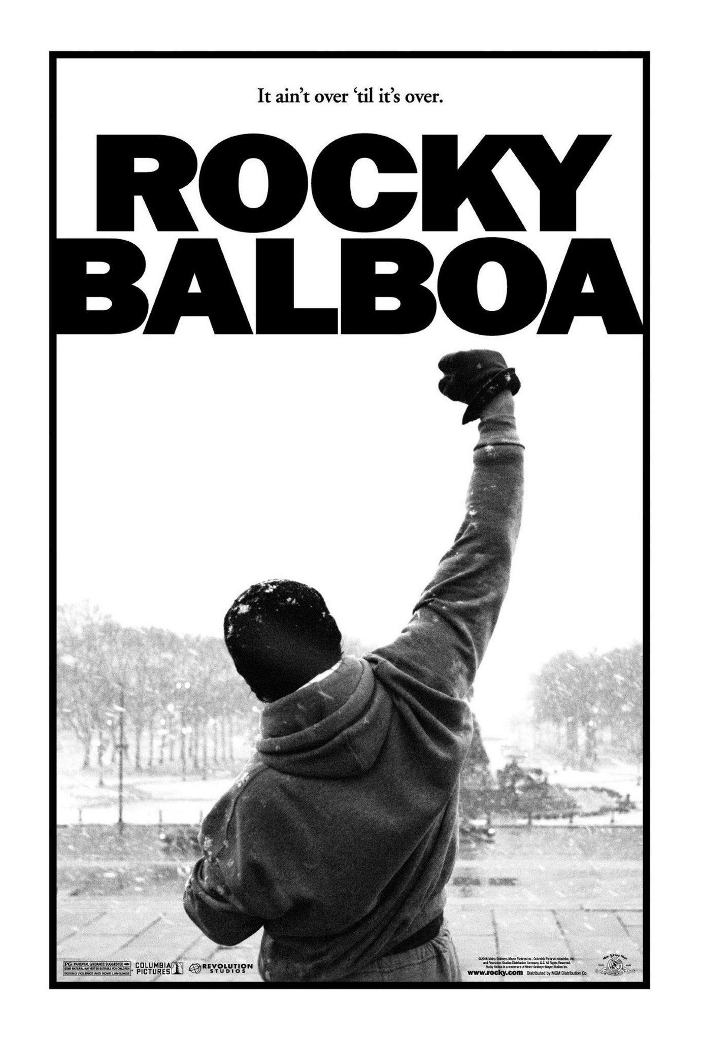 Rocky Balboa 2006 Posteres De Filmes Rocky Balboa Balboa