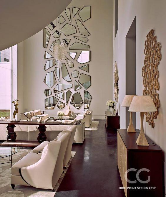 Gioco di Specchi | Decor, Home interior design, Home decor