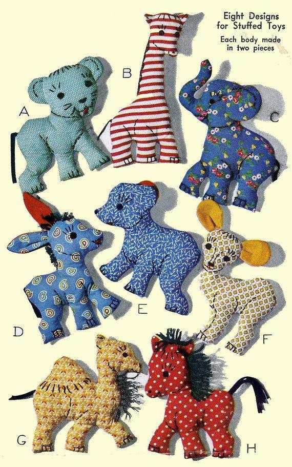 Instant PDF Digital Download Vintage Twenties PDF Sewing Pattern to ...