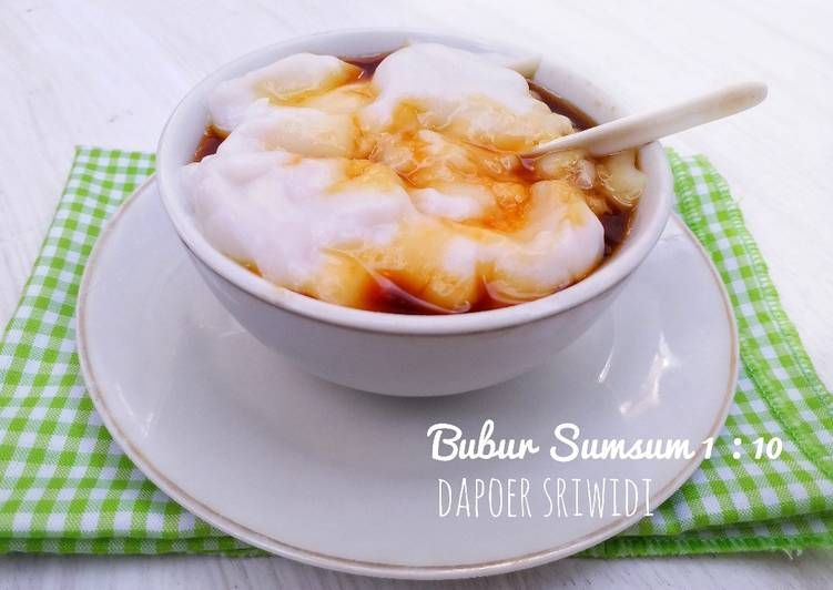 Resep Bubur Sumsum 1 10 Oleh Dapoer Sriwidi Resep Resep Sarapan Makanan