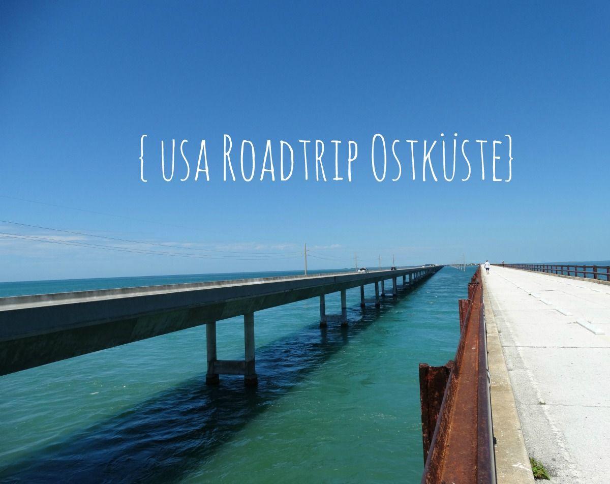 Von New York Nach Miami Route Unterkunfte Ubersicht Usa