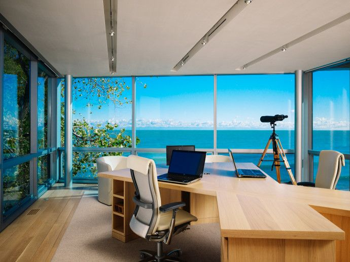 35 bureaux de r ve pour trouver l 39 inspiration bureaux design bureau et bureau zen. Black Bedroom Furniture Sets. Home Design Ideas