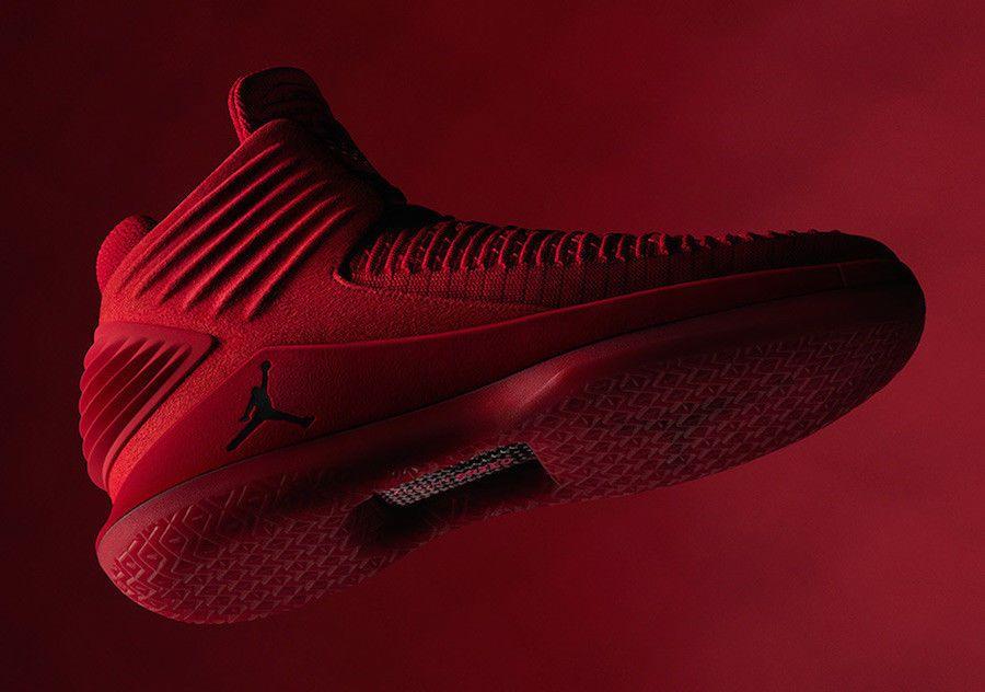 Nike Air Jordan 32 XXXII Rosso Corsa