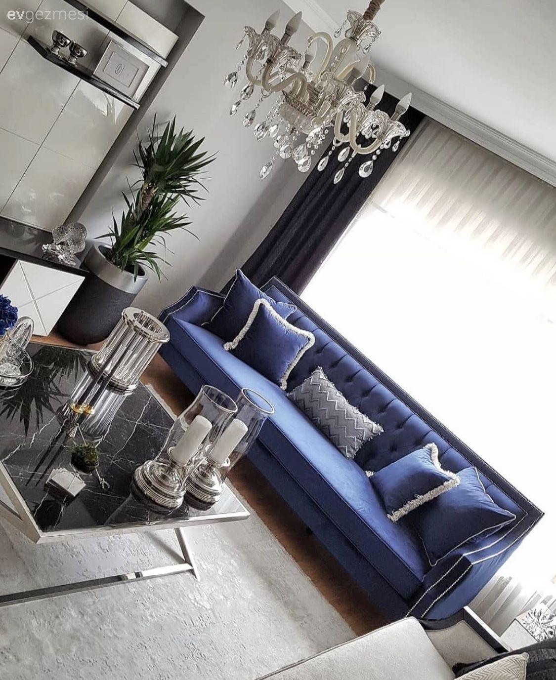 Yenilenen Bu Salonun Modern, Klasik Tarzı, Sofistike Bir Hissi Var #evdekoru