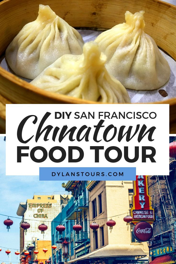 DIY San Francisco Chinatown Tour: Customizable Food Tour