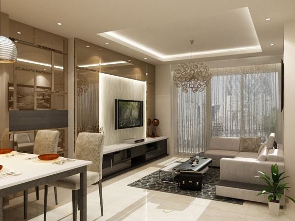 Interesting Apartment Design Jakarta View The Wave And Ideas
