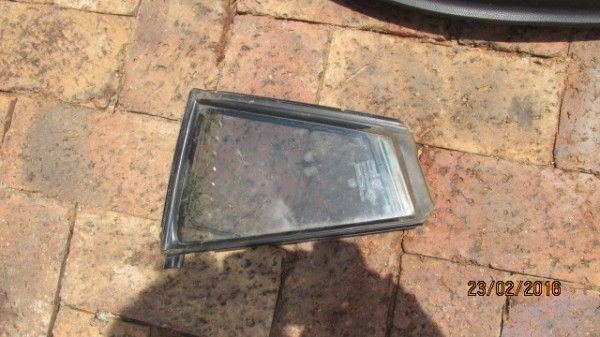 2012 Mazda 2 Left Rear Quarter Glass Used Mazda 2 Mazda Glass