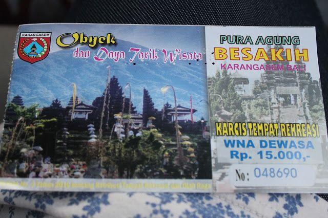 ♥ Delicious ♥: Kurang Nyaman Berwisata ke Pura Besakih Bali