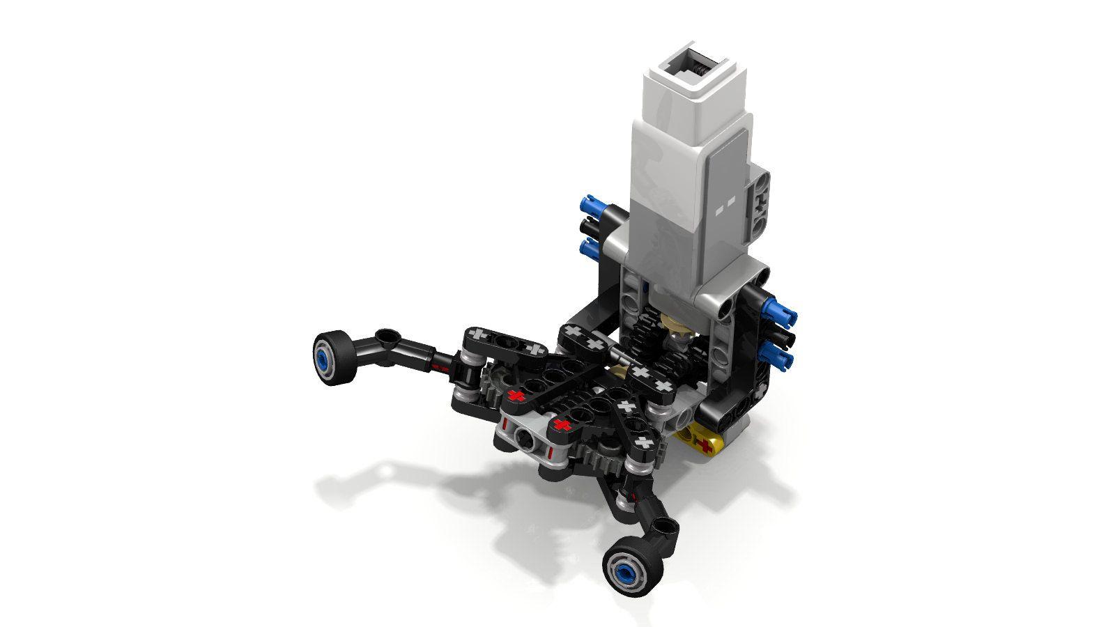 Lego FAR Gripper Arm Tool by Orlando_2k | ev3