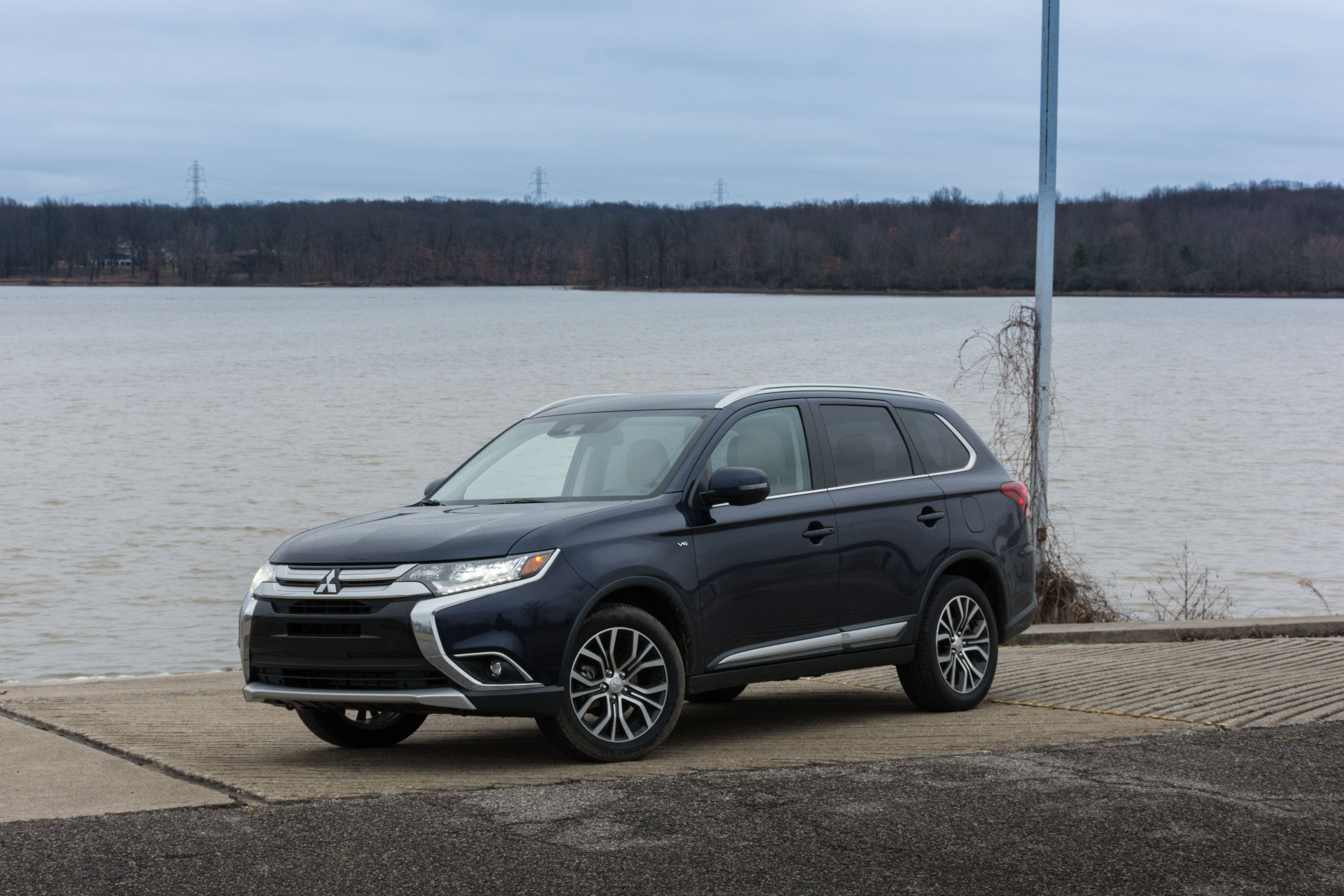 2018 Mitsubishi Outlander 3 0 Gt S Awc Review Not Bad The Truth About Cars Car Enthusiasts Love To Ar Mitsubishi Outlander Best Family Cars Outlander
