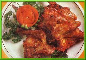 Resep Menu Masakan Resep Masakan Ayam Bumbu Rujak Sederhana Resep Ayam Resep Masakan Masakan
