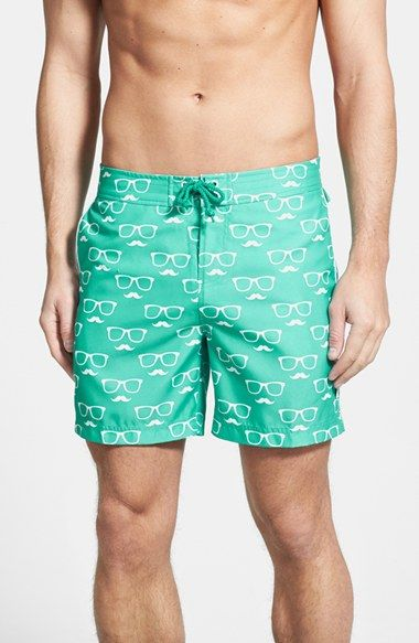 Sunglasses Board Shorts.