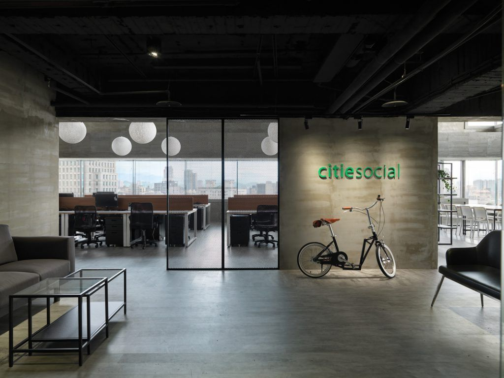 office space interior design. 7 Amazing Office Space Designs In Taipei Interior Design E