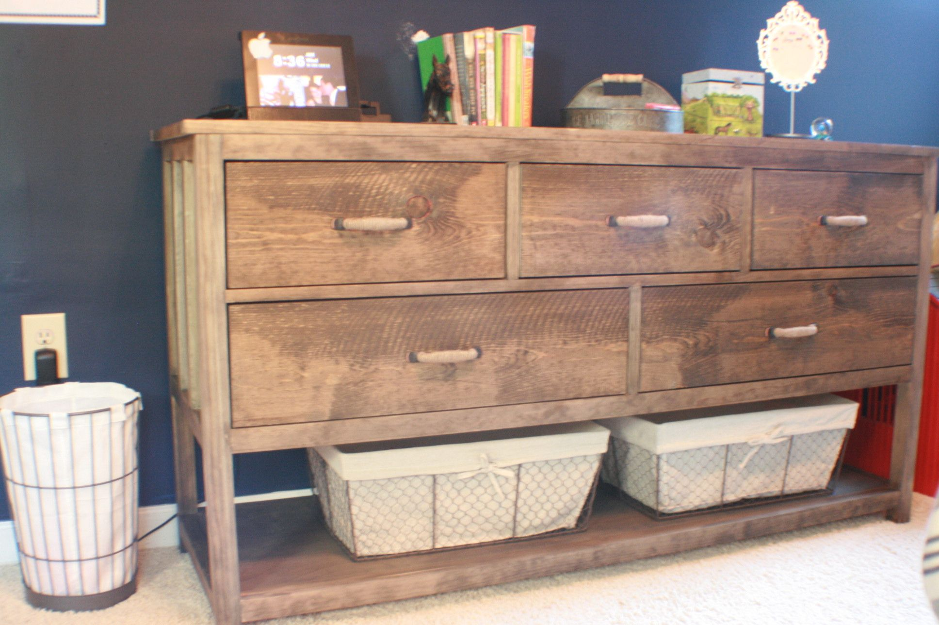 Best Pottery Barn Wide Camp Dresser Do It Yourself Home 640 x 480