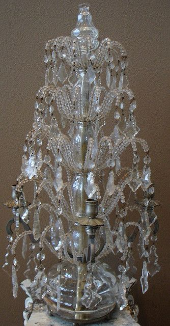 beaded candelabra chandy chandelier 87990