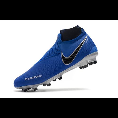 9e1a038fce0 Nike Phantom Vision Elite DF FG Soccer Cleats-Blue