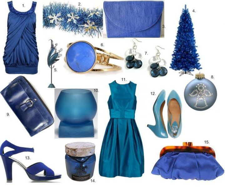 tudo azul