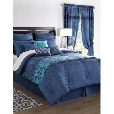 Jakarta 10 Piece Comforter Set Sears Sears Canada Comforters Online Furniture Comforter Sets