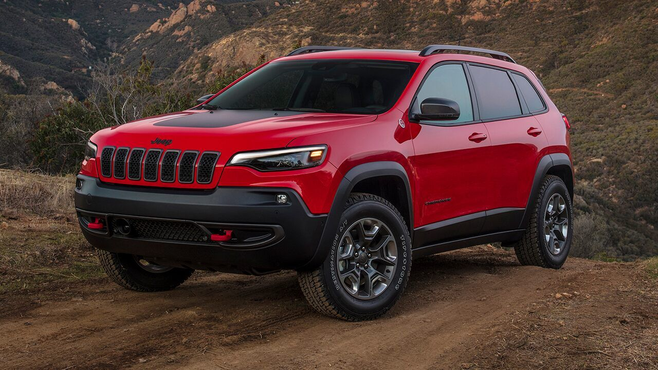 Jeep Cherokee Tops 2019 Cars Com American Made Index Jeep