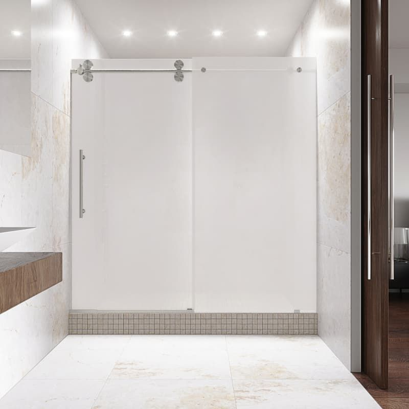 Vigo Vg60416074l Shower Doors Frameless Shower Doors Frameless