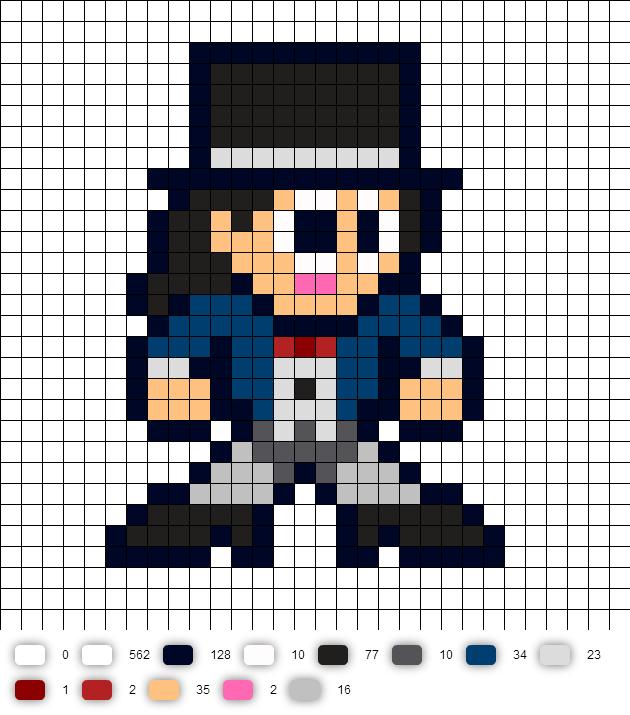 Pixel Fox Art Minecraft Mccloud