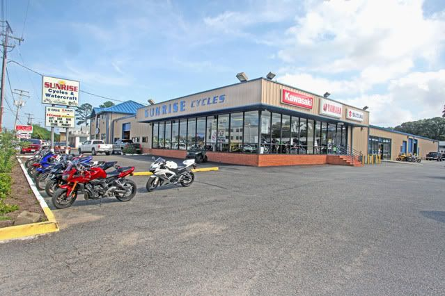 Grab Your Next Genuine Scooter From Sunrise Auto Cycle Inc In Virginia Virginia Sunrise Street View