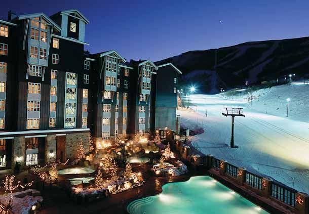 Marriott S Mountainside Park City Resort Overview Marriott