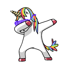 Licorne qui DAB | Licorne, 365 dessins kawaii, Kawaii
