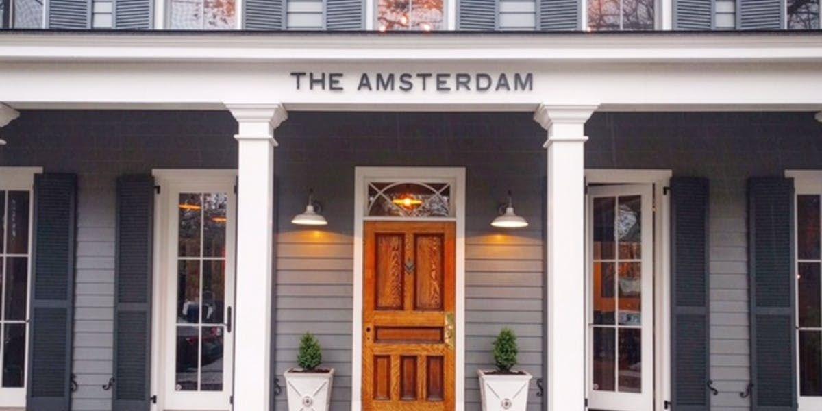 Amsterdam Modern American Restaurant