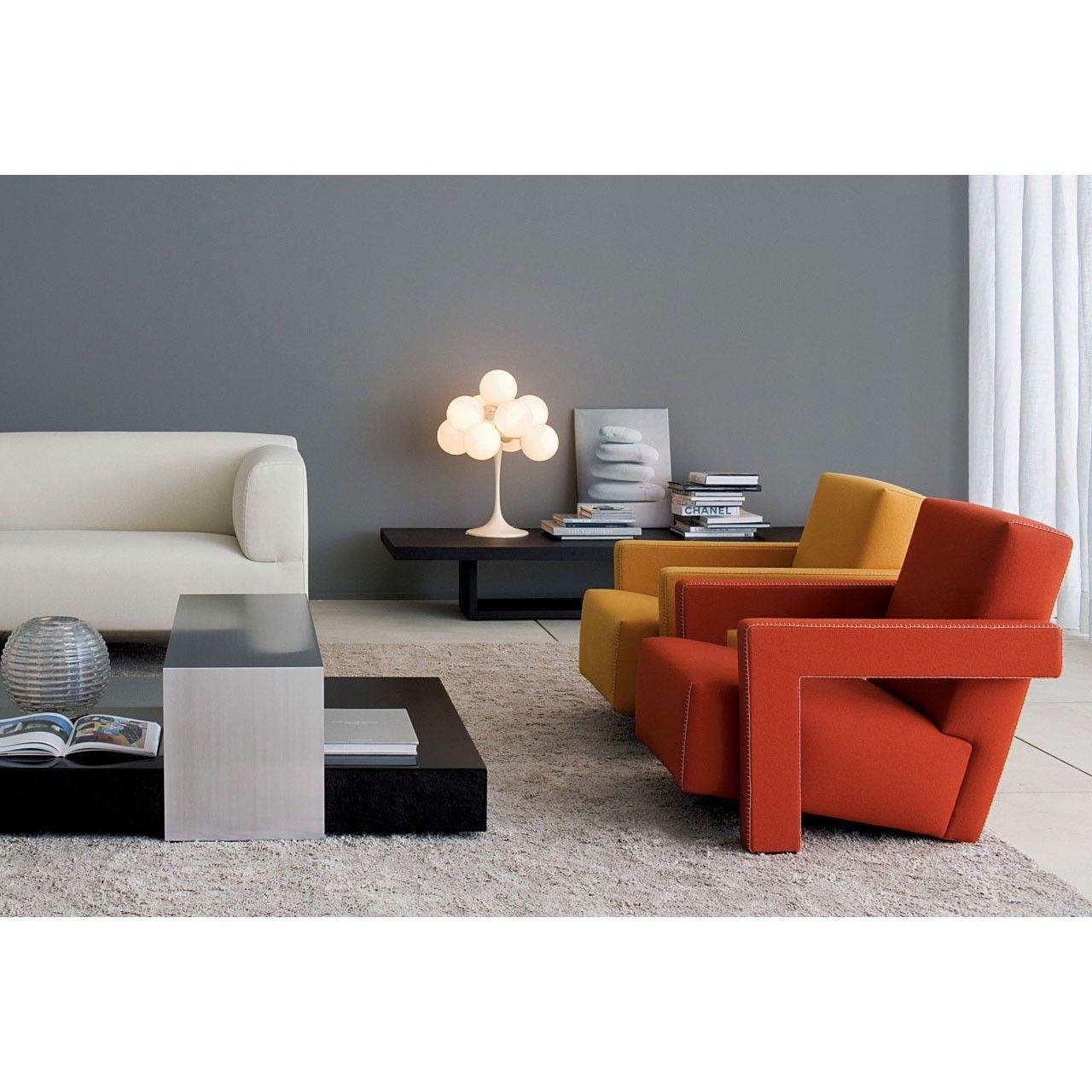 637 Utrecht armchair - CASSINA
