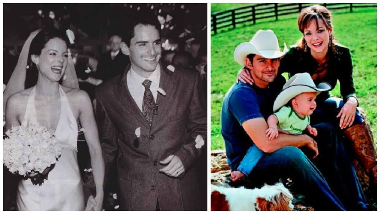 Brad Paisley S Family Journey Video In 2020 Country Song Quotes Country Music Lyrics Country Girl Problems