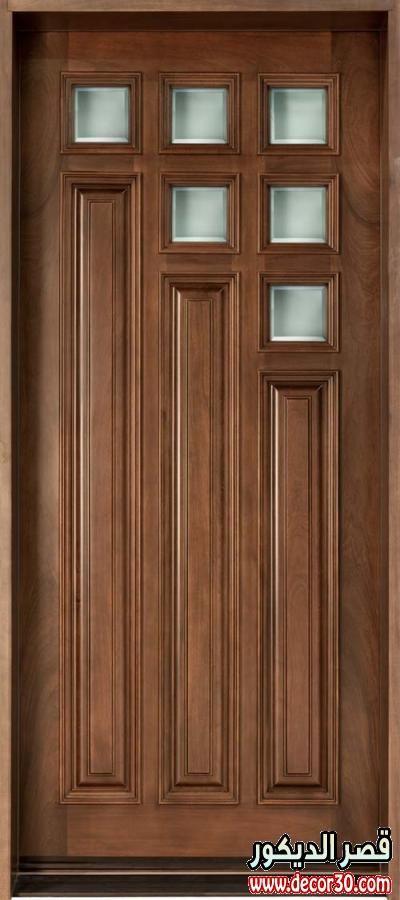 ابواب منازل خيالية وبسيطة Doors Fictional And Simple Homes
