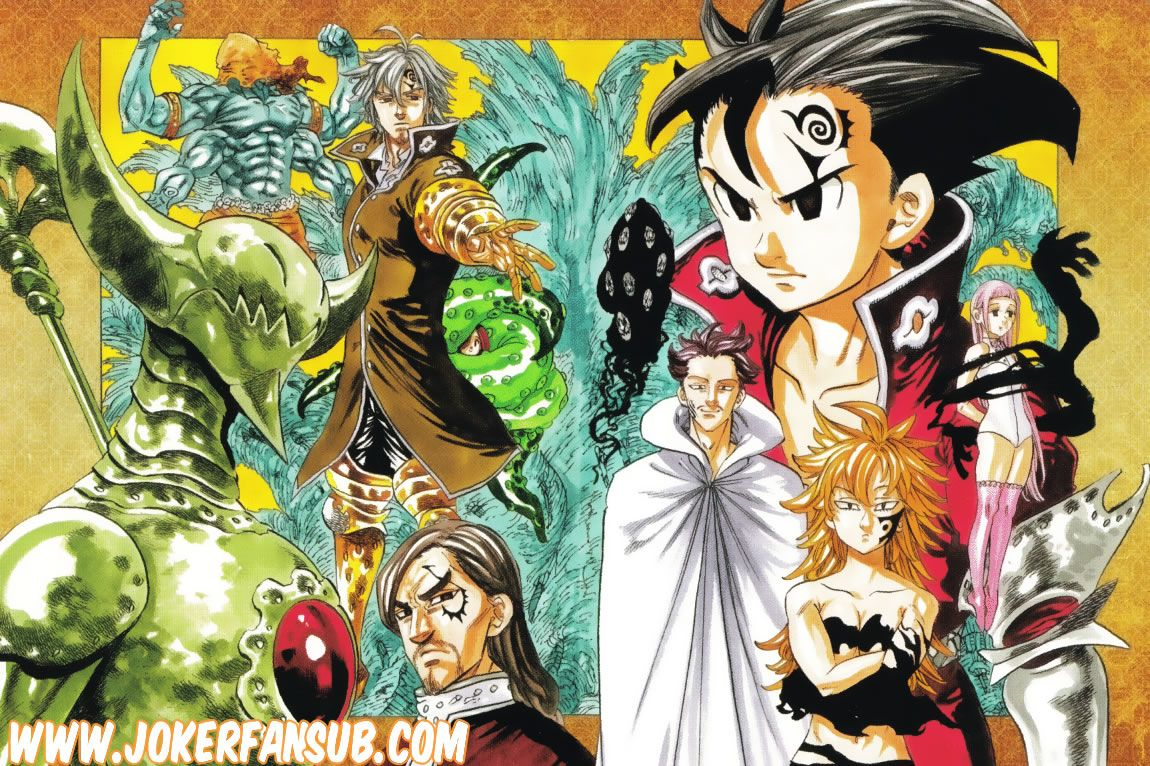 Nanatsu No Taizai 174 Jokerfansub Leer Jokerfansub Online Español Seven Deadly Sins Anime Seven Deadly Sins Anime