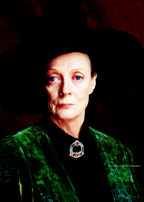 Don T Be So Droopy Harry Potter Icons Maggie Smith Harry Potter Cast