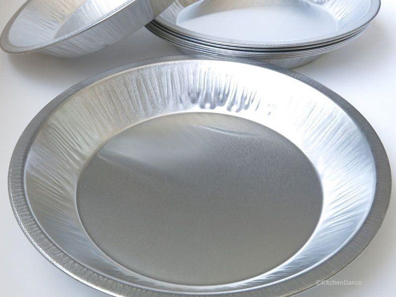 10 Inch Disposable/Re-usable Heavy Weight Deep Aluminum Foil Pie Pan. This & 10 Inch Disposable/Re-usable Heavy Weight Deep Aluminum Foil Pie Pan ...